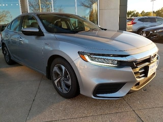 New 2019 Honda Insight LX Sedan Ames, IA