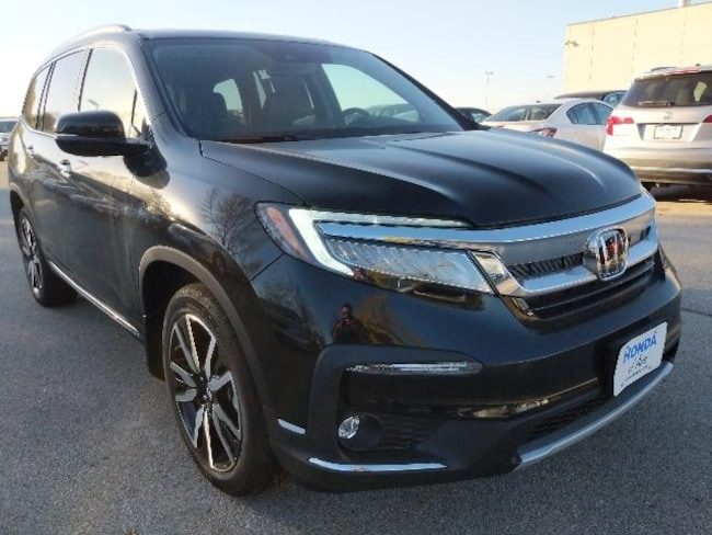 New 2019 Honda Pilot Elite AWD SUV for sale in Ames IA