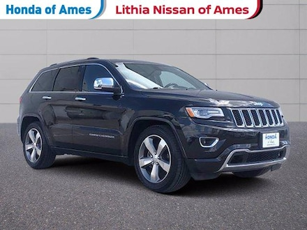 2015 Jeep Grand Cherokee 4WD 4dr Overland SUV