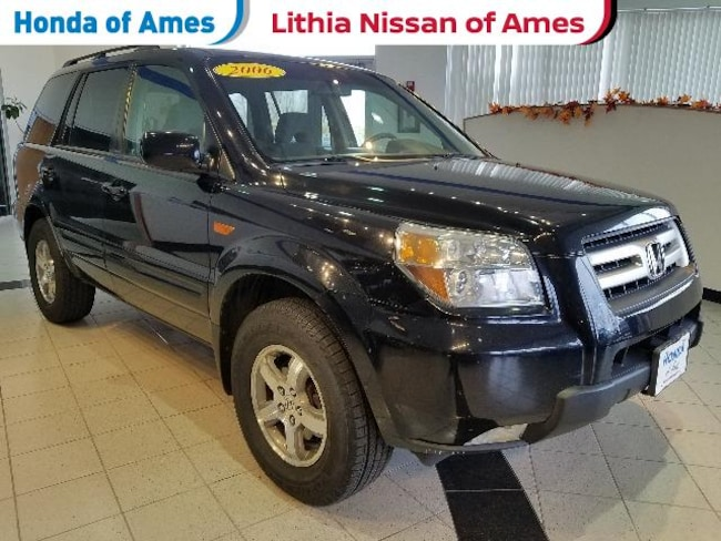 Used 2006 Honda Pilot 2WD EX AT SUV for sale in Ames IA