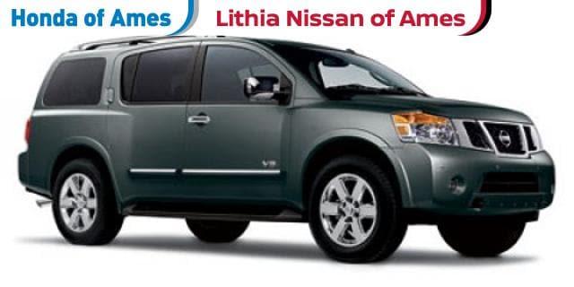 2011 Nissan Armada SUV
