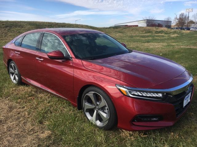 New 2018 Honda Accord Touring Sedan Ames, IA