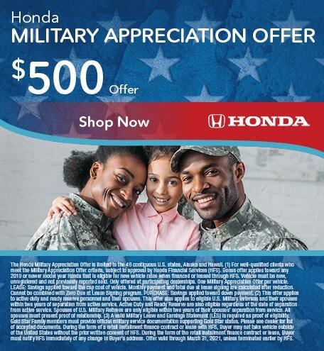Honda Military