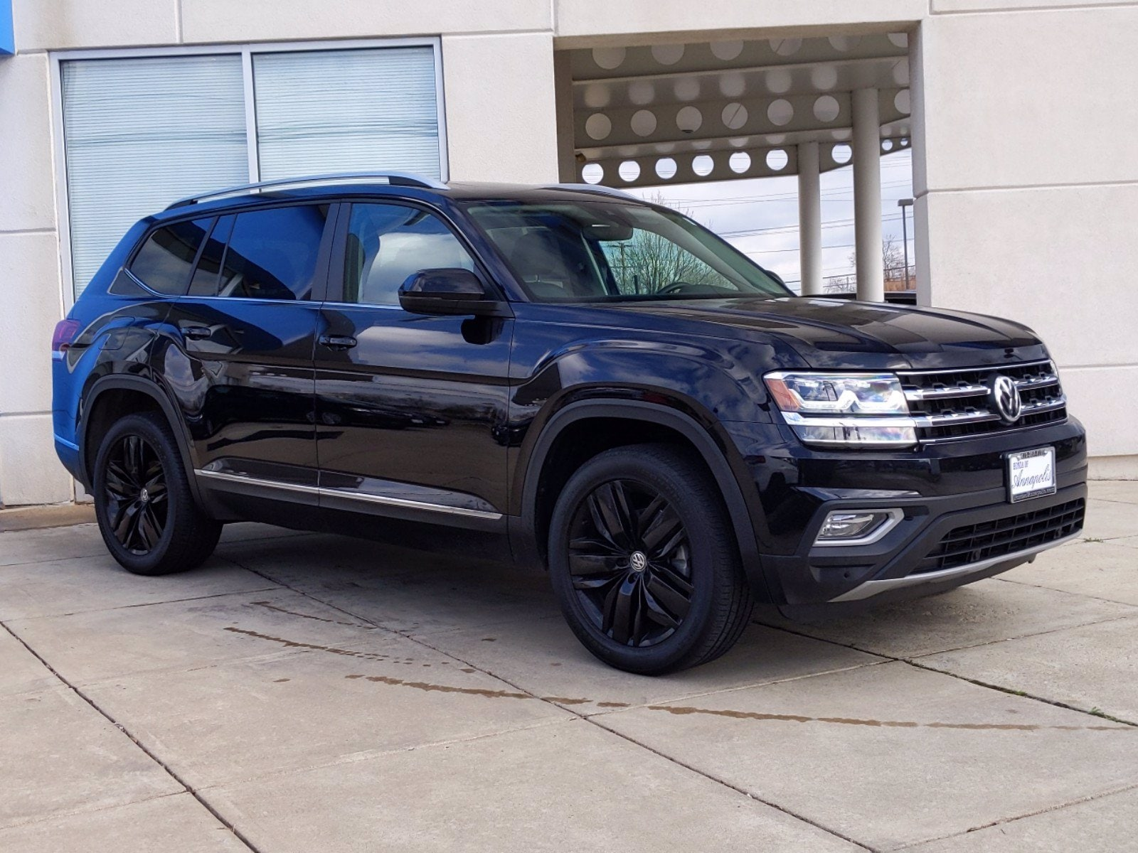 Used Volkswagen Atlas Annapolis Md