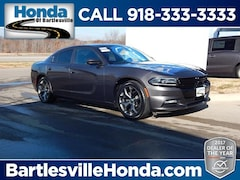 used 2015 Dodge Charger SXT Sedan for sale in Bartlesville