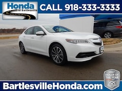 used 2016 Acura TLX TLX 3.5 V-6 9-AT P-AWS with Technology Package Sedan for sale in Bartlesville