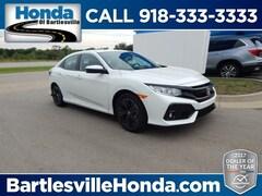new 2018 Honda Civic EX Hatchback for sale in Bartlesville