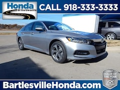 new 2019 Honda Accord EX-L Sedan for sale in Bartlesville