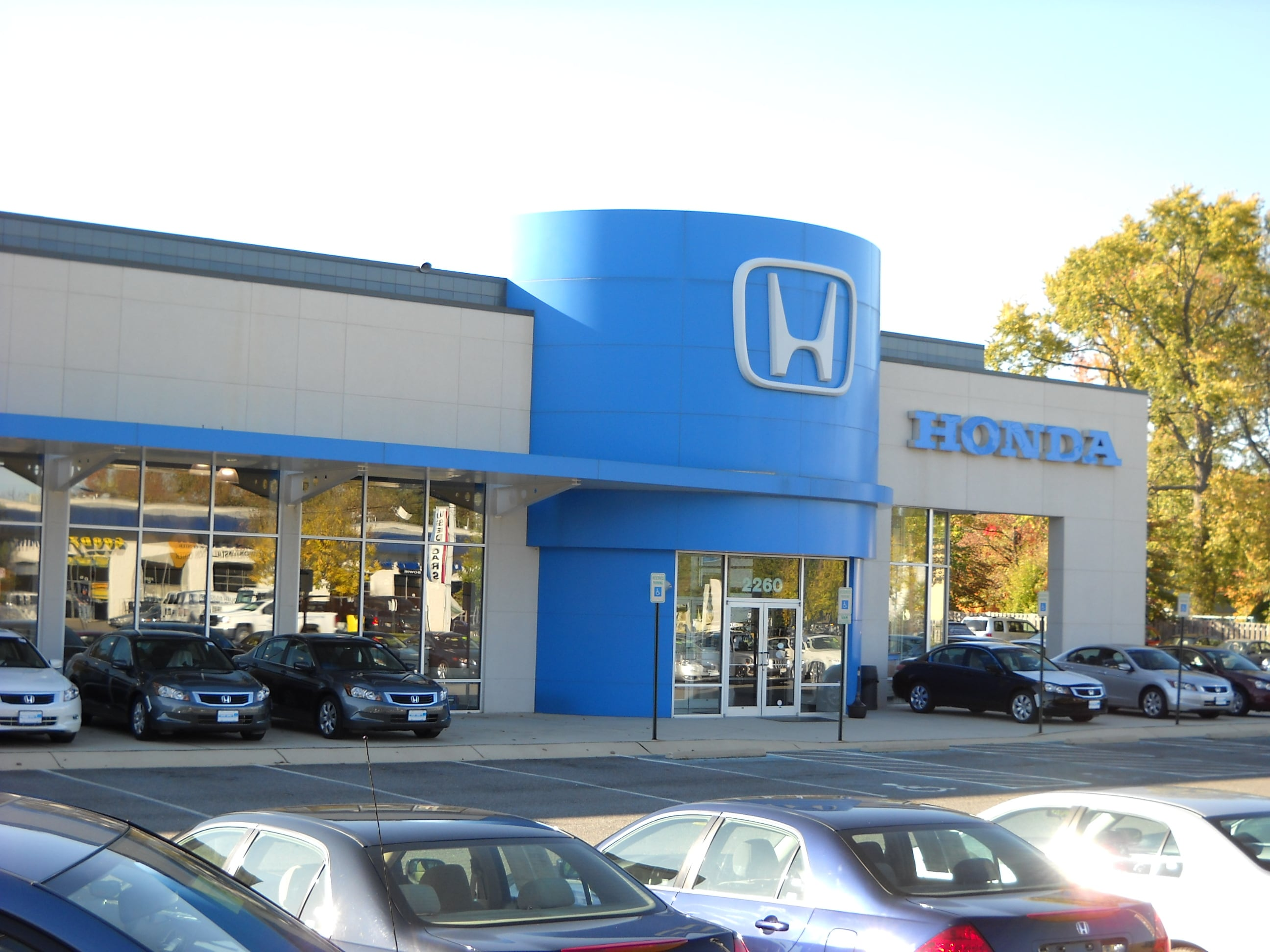 Bowie new used car dealer about darcars honda honda for Honda dealership gilbert