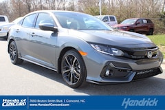 2021 Honda Civic Sport CVT Hatchback