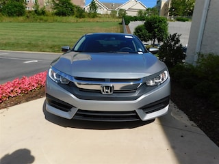 2016 Honda Civic EX Sedan