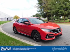 2021 Honda Civic Sport Touring CVT Hatchback
