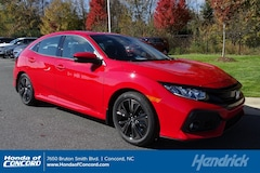 2019 Honda Civic EX CVT Hatchback