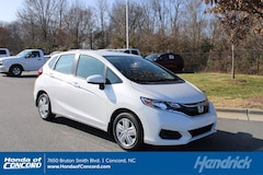 2020 Honda Fit LX CVT Hatchback