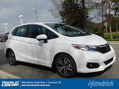 2019 Honda Fit EX CVT Hatchback