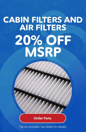 Cabin Filters and Air Filters