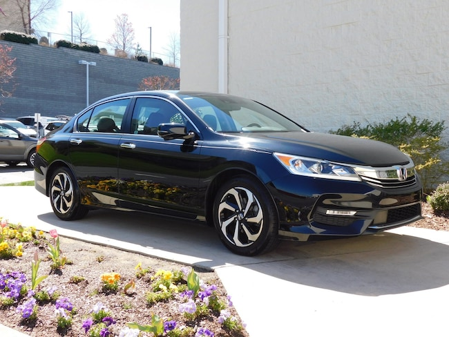 Certified Pre-Owned 2016 Honda Accord EX-L Sedan for sale in Greenville, NC