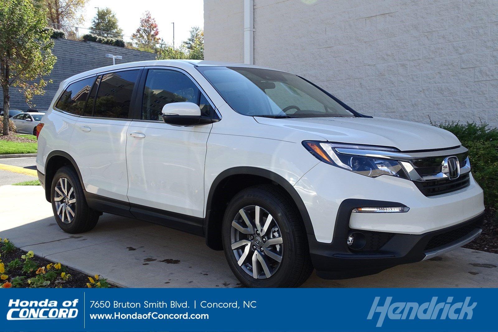 2019 Honda Pilot SUV