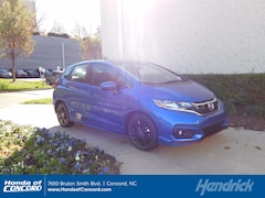 2020 Honda Fit Sport CVT Hatchback