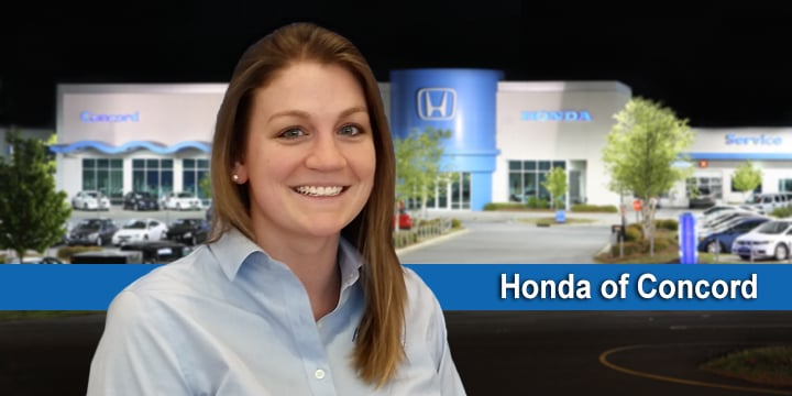 Taylor Has Been With Honda Of Concord For The Last Year As A Service  Advisor.