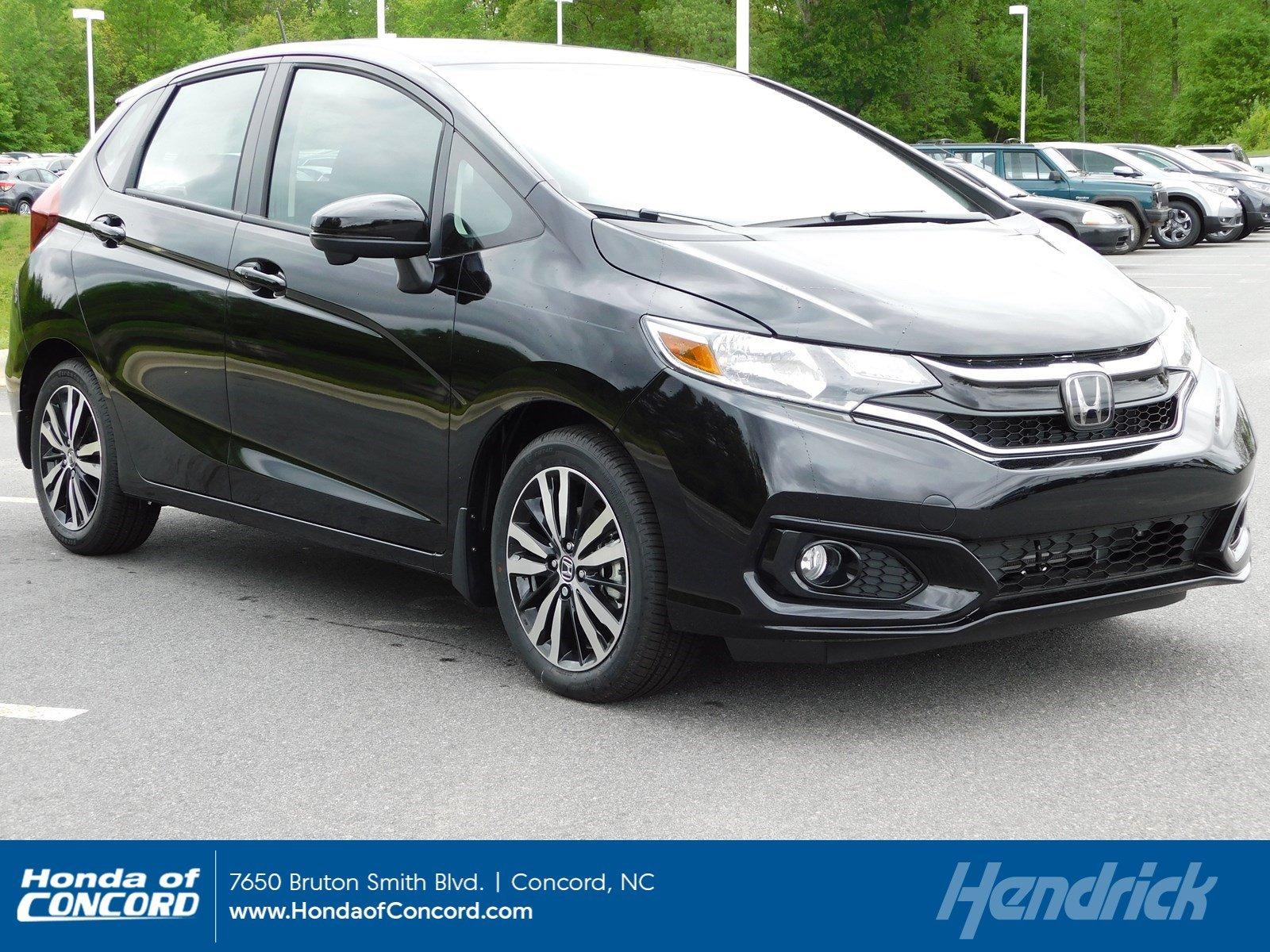 2019 Honda Fit EX CVT Hatchback