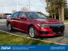 2019 Honda Accord LX 1.5T CVT Sedan