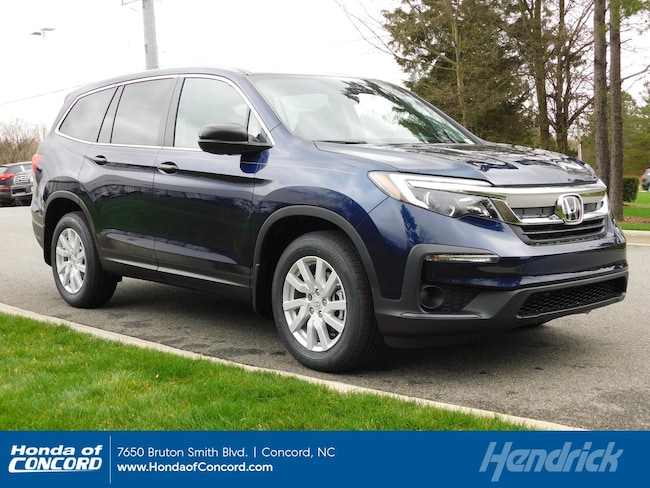 Honda Pilot Models >> 2019 Honda Pilot Lx 2wd For Sale Near Concord Charlotte Nc 5fnyf5h13kb031078