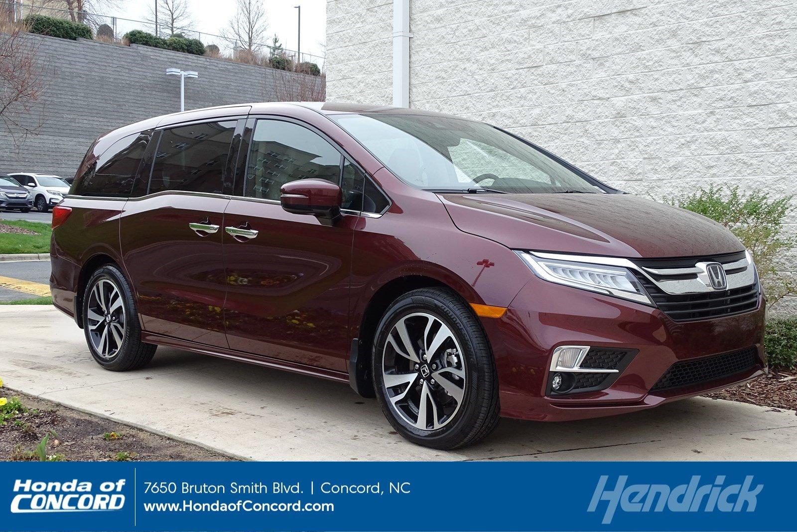 2019 Honda Odyssey Elite Auto Minivan