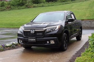 2017 Honda Ridgeline Black Edition Pickup