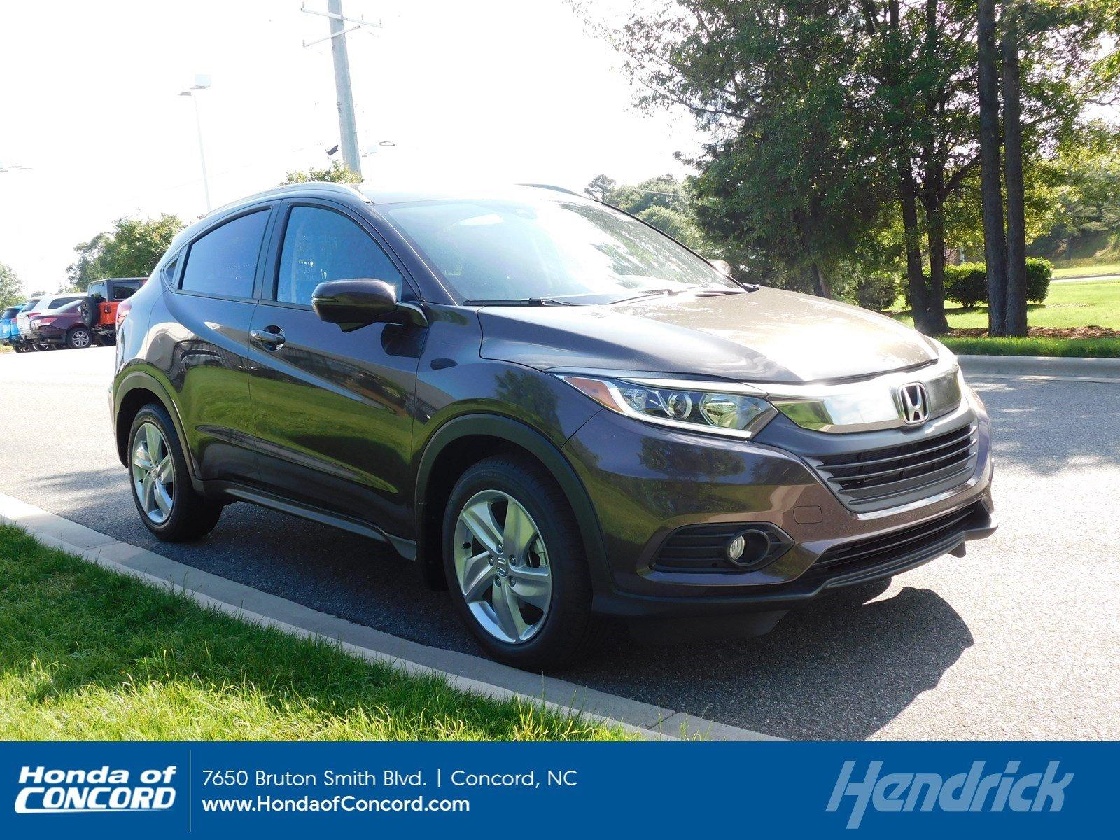 2019 Honda HR-V EX-L 2WD CVT SUV