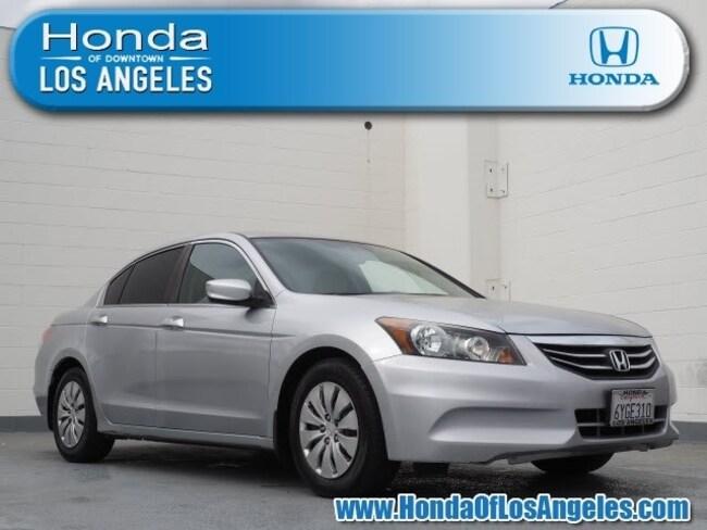 2012 Honda Accord For Sale >> Honda Accord 2012 Usados A La Venta En Honda Of Downtown Los Angeles Vin 1hgcp2f33ca078987