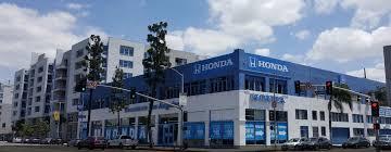 Honda Dealership Los Angeles >> Honda Dealership La Honda Of Downtown Los Angeles