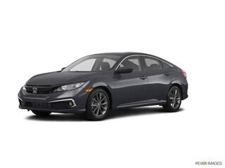 new 2019 Honda Civic EX Sedan for sale in los angeles