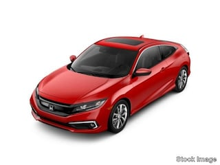 new 2019 Honda Civic EX Coupe for sale in los angeles