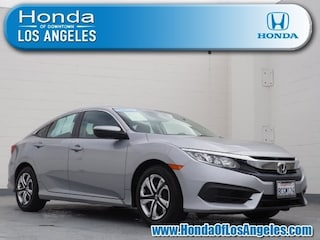 2018 Honda Civic LX Sedan for sale in los angeles