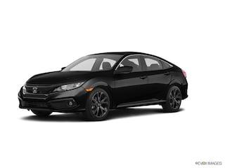 new 2019 Honda Civic Sport Sedan for sale in los angeles