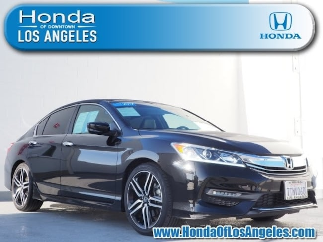 2017 Honda Accord Sport Sedan