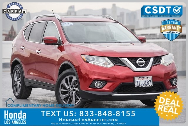 Used Nissan Rogue Los Angeles Ca