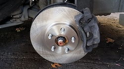 Rear Brake Service Special resurfacing included...