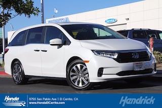 2021 Honda Odyssey EX-L Minivan