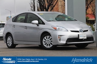 2014 Toyota Prius Plug-In 5DR HB Hatchback