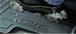2016-19 Honda Civic A/W Floor Mat Owners' Special