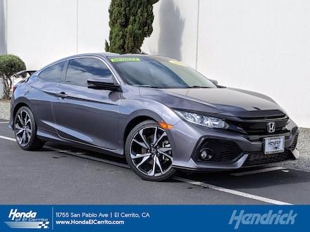 2018 Honda Civic Si Manual Coupe