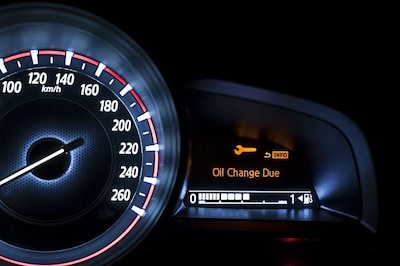 New Year's resolution! Change your oil!