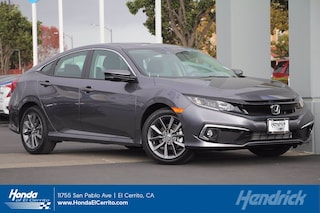 2021 Honda Civic EX Sedan