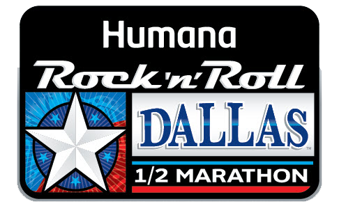Humana Rock 'n' Roll Marathon Dallas 2017