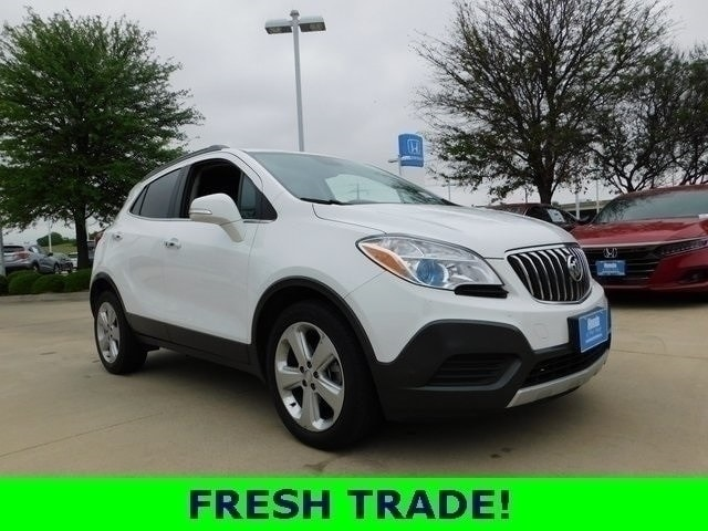 Used Buick Encore Fort Worth Tx