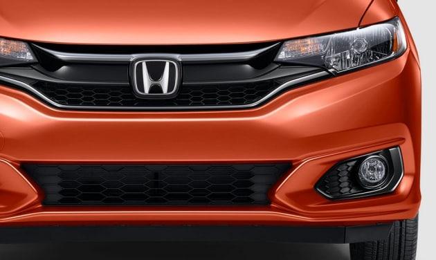 2018 Honda Fit Sport front fascia