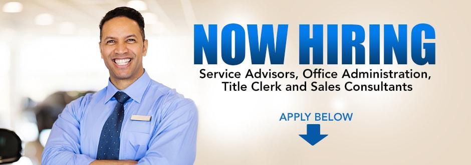 Automotive Jobs Dealership Job Openings Fort Worth Tx