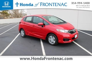 New 2020 Honda Fit LX Hatchback 3HGGK5H41LM733691 for Sale in St. Louis